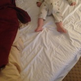 Hotels make our baby sleep. This makes Mummy & Daddy Happy