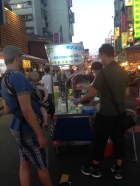 One of many night market stops.